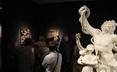 La exposición sobre el Alonso Berruguete más pagano se despide tras atraer a 34.000 visitantes