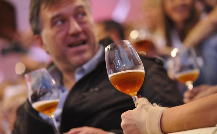 Maridaje de Cervezas en la Cúpula del Milenio de Valladolid