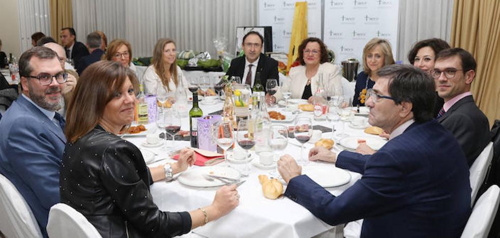Palencia se vuelca con la Asociación Contra el Cáncer