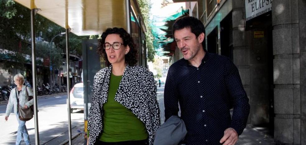 ERC apuesta por una lista unitaria que incluya a la CUP y a Podem