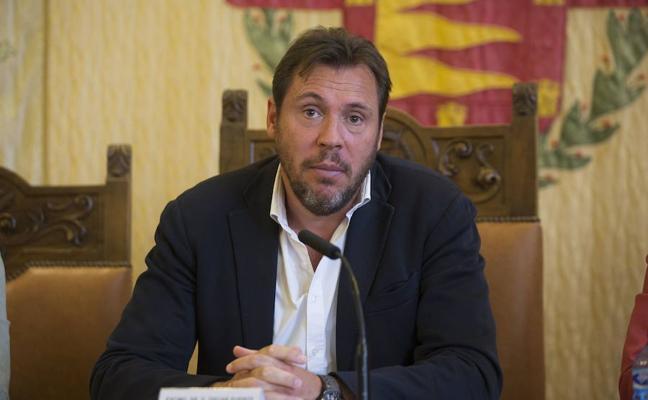 Puente afirma que es el PP el que tiene que valorar la situación de Alfredo Blanco como concejal