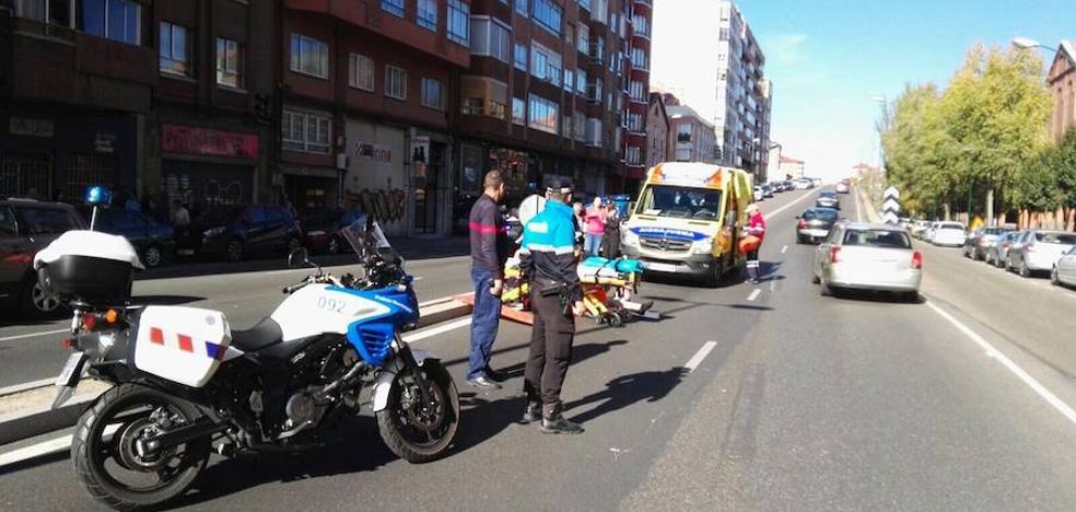 Tres atropellos en Valladolid en menos de 48 horas