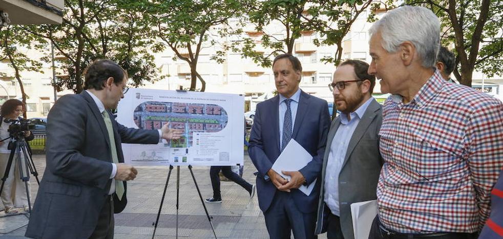 El Ayuntamiento adjudica las obras para mejorar la accesibilidad de Federico Anaya