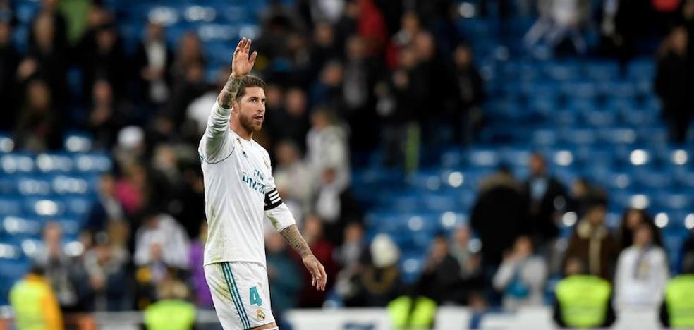 Ramos: «No nos preocupa que Cristiano haya marcado poco»