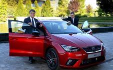 SEAT y Telefónica acuerdan potenciar la digitalización en la industria del automóvil