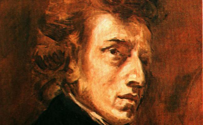 El corazón de Chopin, conservado en coñac, desvela la razón de su muerte