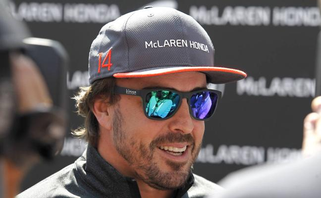 Alonso: «Interlagos es una buena oportunidad para puntuar»