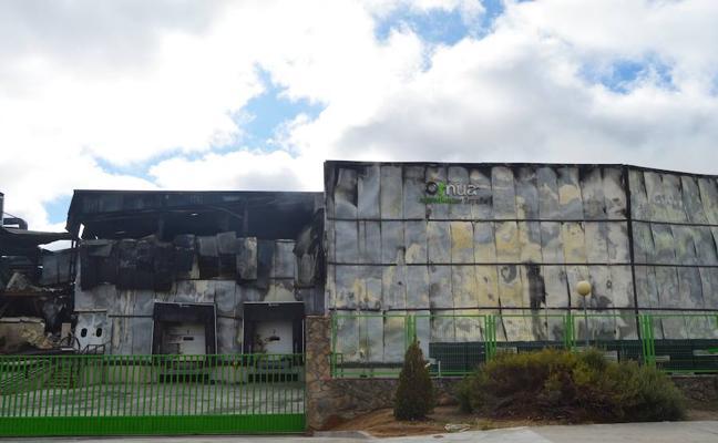 Ornua garantiza un salario a la plantilla en los meses posteriores al incendio de la fábrica