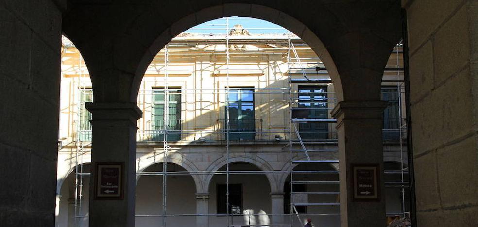 El Palacio Episcopal de Segovia albergará una colección permanente de arte sacro