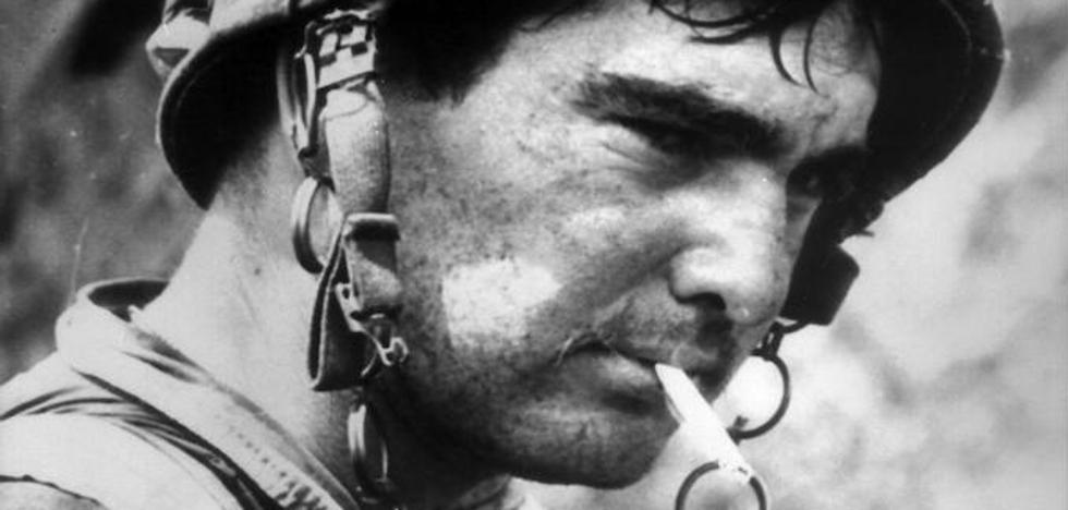 «La guerra es una fábrica de adictos»