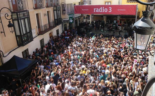 Ciudadanos reclama a la Junta un apoyo de 50.000 euros para Sonorama Ribera