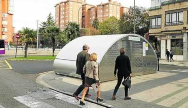 Siete usuarios utilizan cada día en Palencia el aparcamiento vigilado para bicis