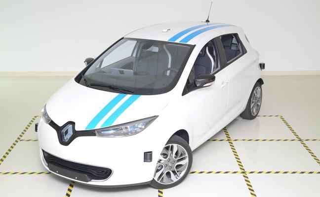 El sistema autónomo de Renault que evita obstáculos