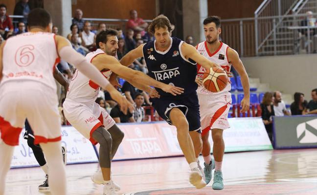 Urko Otegui, historia del baloncesto y del Chocolates Trapa Palencia