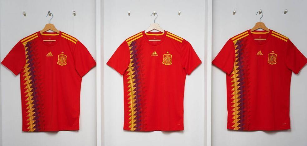 Larrea, sobre la nueva camiseta: «Echarse atrás sería una locura»