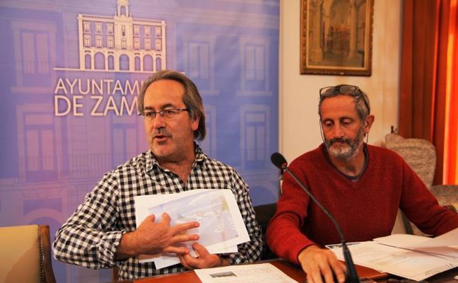 El Ayuntamiento de Zamora mejorará ocho parques infantiles de la ciudad