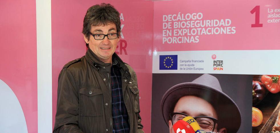 Las exportaciones de porcino de Segovia crecieron un 8% hasta agosto