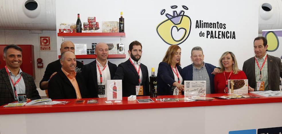 Alimentos de Palencia quiere colarse en las mejores tapas del mundo