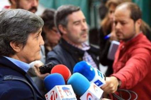 Clara Campoamor abonará el jueves la fianza para figurar como acusación popular en el crimen de Sara