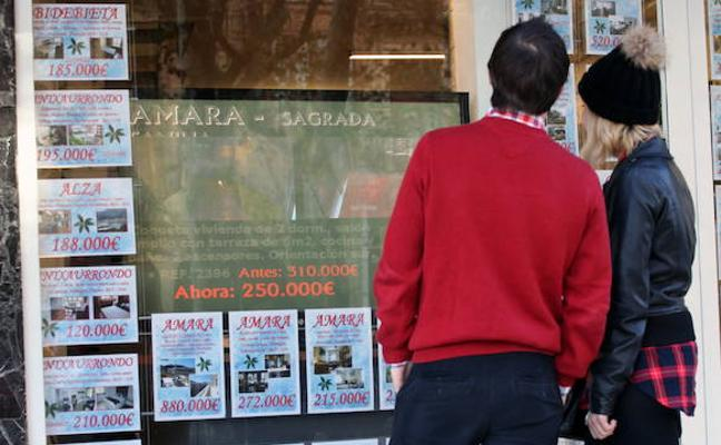 La vivienda supone la mitad del sueldo de los jóvenes de la región