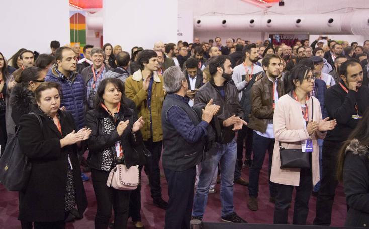 Entrega del Mejor Pincho de España 2017 y de los galardones del XIII Concurso Nacional de Pinchos y tapas Ciudad de Valladolid