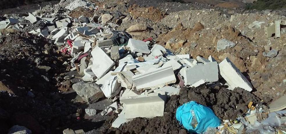 La Fiscalía abre el procedimiento penal de los daños por los vertidos ilegales de la Variante de Pajares