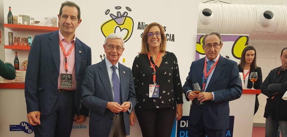 Palencia presume de alimentos de calidad en el Mundial de Tapas