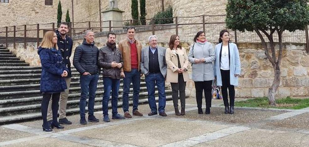 El PSOE pide revitalizar el entorno de Garoña pero sin diseñarlo «desde despachos de Madrid»