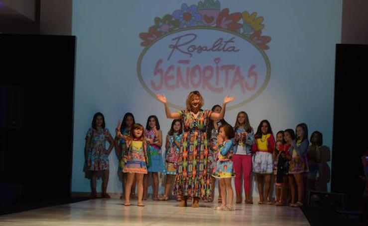 Desfile de Rosalita Señoritas