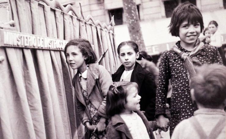 La Casa Revilla acoge la exposición 'La mirada de Kati Horna. Guerra y Revolución (1936-1939)'