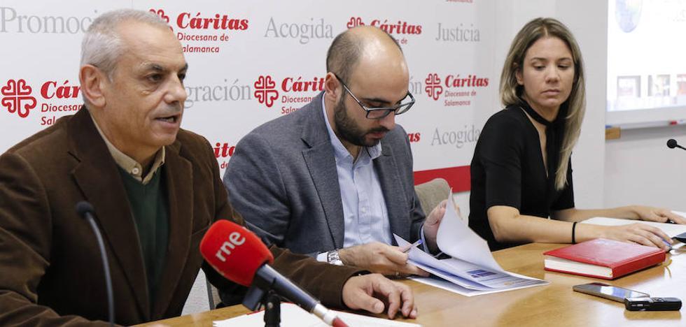 Cáritas presenta su renovada web «segura, cómoda y accesible»