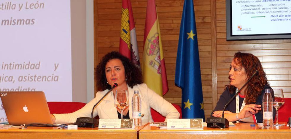 Castilla y León tiene registrados 2.476 casos de violencia de género activos en el sistema Viogen