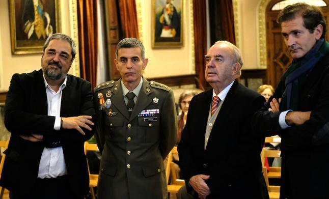 José Varela: «España se mantiene entre el español militante y el indolente»