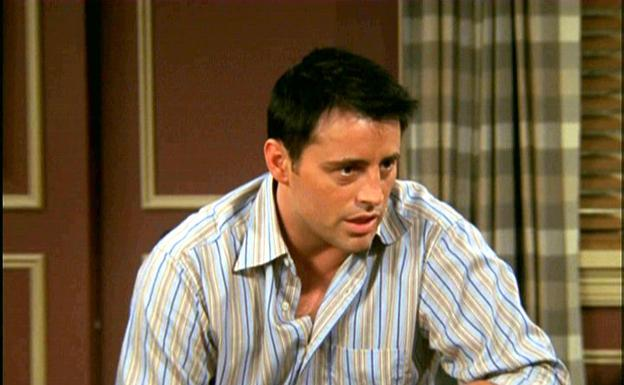 Matt LeBlanc, en el papel de Joey en 'Friends'. /NBC