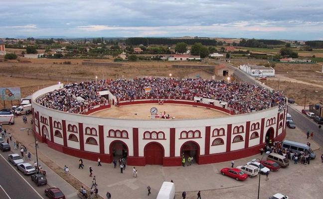 El juzgado anula el uso excepcional para los aparcamientos de la plaza de toros de Aranda