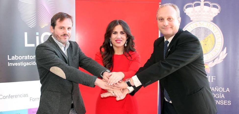 El Laboratorio de Criminología de la UEMC se refuerza con la Sociedad Española de Ciencias Forenses