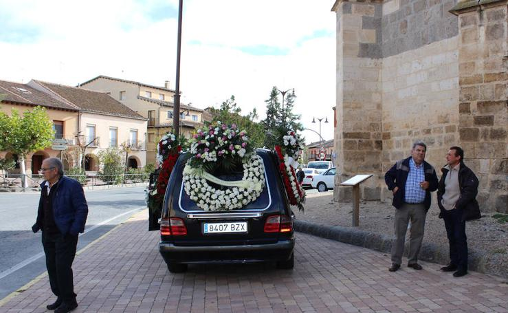 Último adiós a Eusebio García