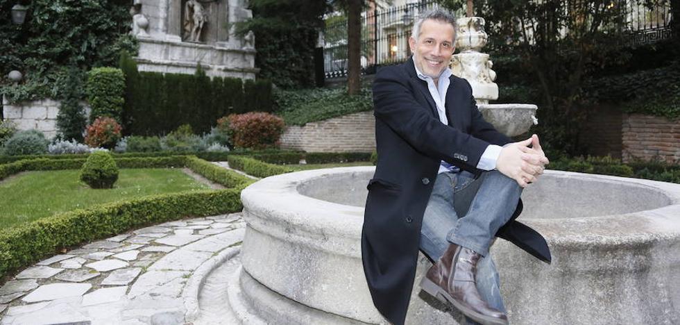 Ignacio Elguero protagoniza en Urueña la octava Velada Poética 'A la sombra del ciprés'