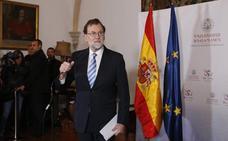 Rajoy espera que el 21-D abra una etapa «de moderación y de tranquilidad»