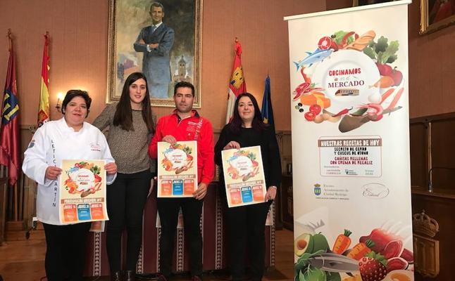 El Ayuntamiento dinamizará el Mercado de Abastos con 'cocina en vivo'