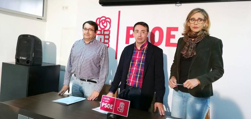 El PSOE presenta 65 enmiendas por valor de 12 millones al presupuesto regional
