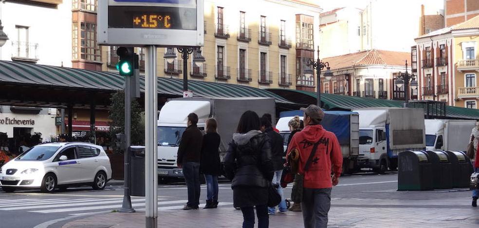 Suben las temperaturas en Castilla y León