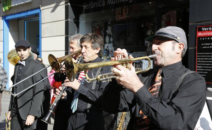 Palencia celebra la cuarta edición del Jazz Festival