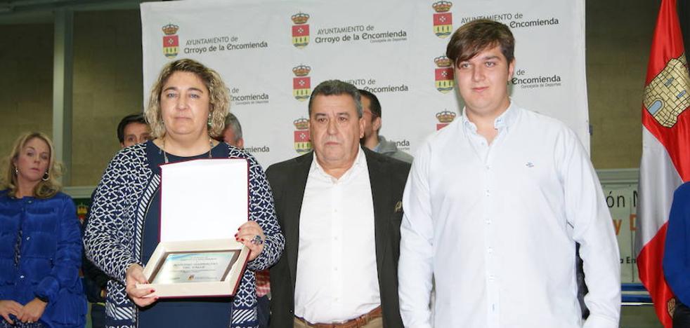 El deporte de Arroyo reconoce la figura de Antonio Garnacho