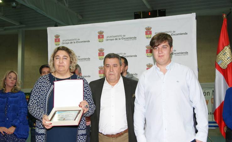 Homenaje a Antonio Garnacho