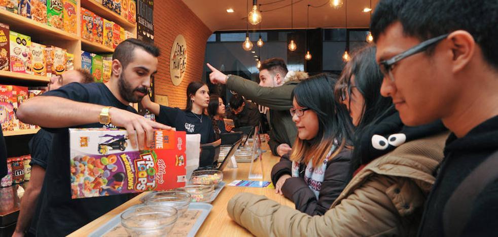 Valladolid abre una cafetería especializada en cereales de todo el mundo
