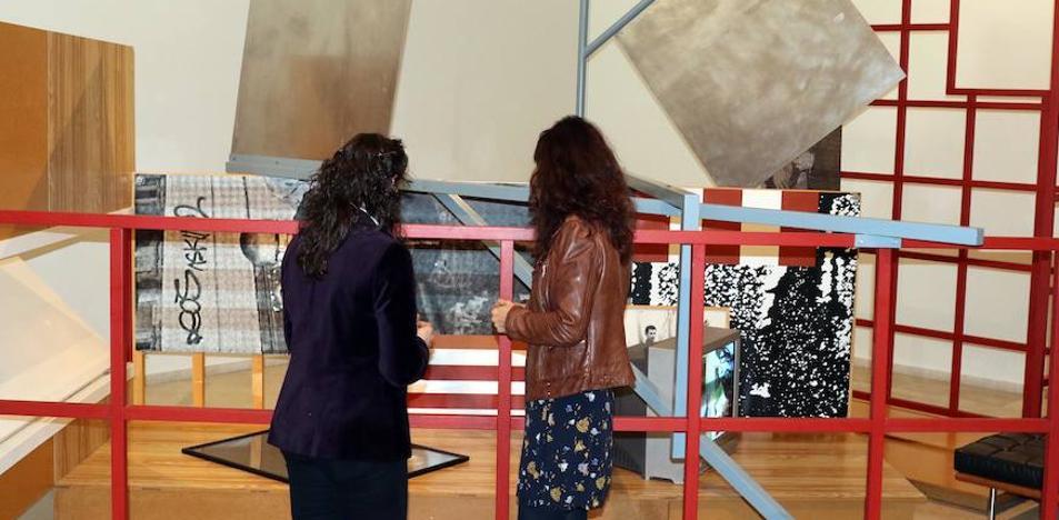 Dalí y Oteiza dialogan en el Museo Patio Herreriano