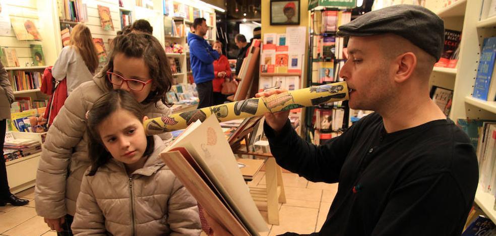 Los libreros de Segovia incentivan a los amantes de la literatura