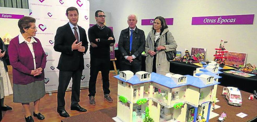 Hermanas Hospitalarias muestra una exposición de Playmobil