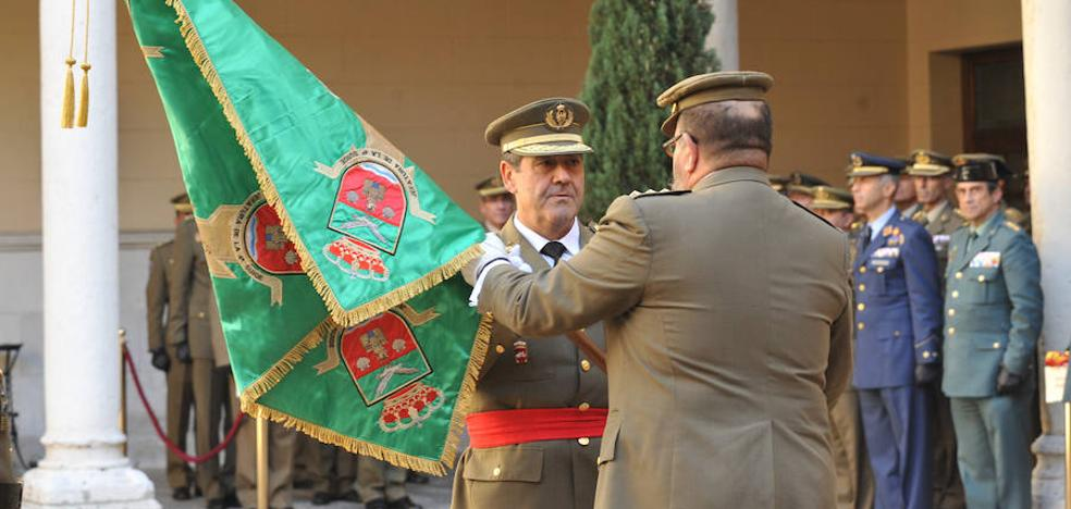 El general Rivas asume el mando militar de la región noroeste